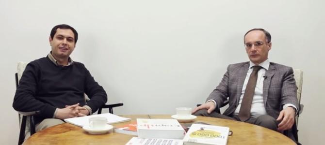 Интервью FMR TV о кризисе в Азербайджане