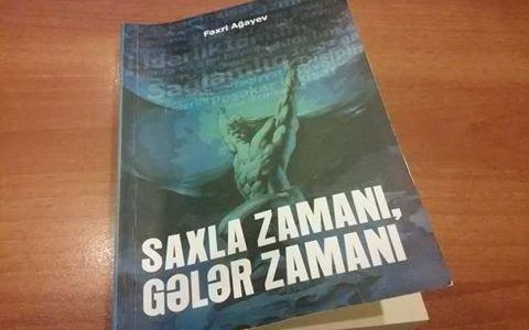 Kitab haqqında Tahir Məmmədovun RƏYİ