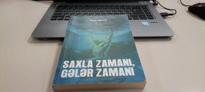 Kitab haqqında Zaur Hacılının RƏYİ