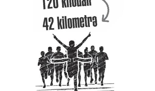 """Niyə """"120 kilodan 42 kilometrə""""?"""