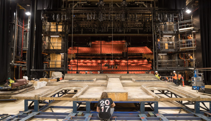 Joan Sutherland Theatre Renewal
